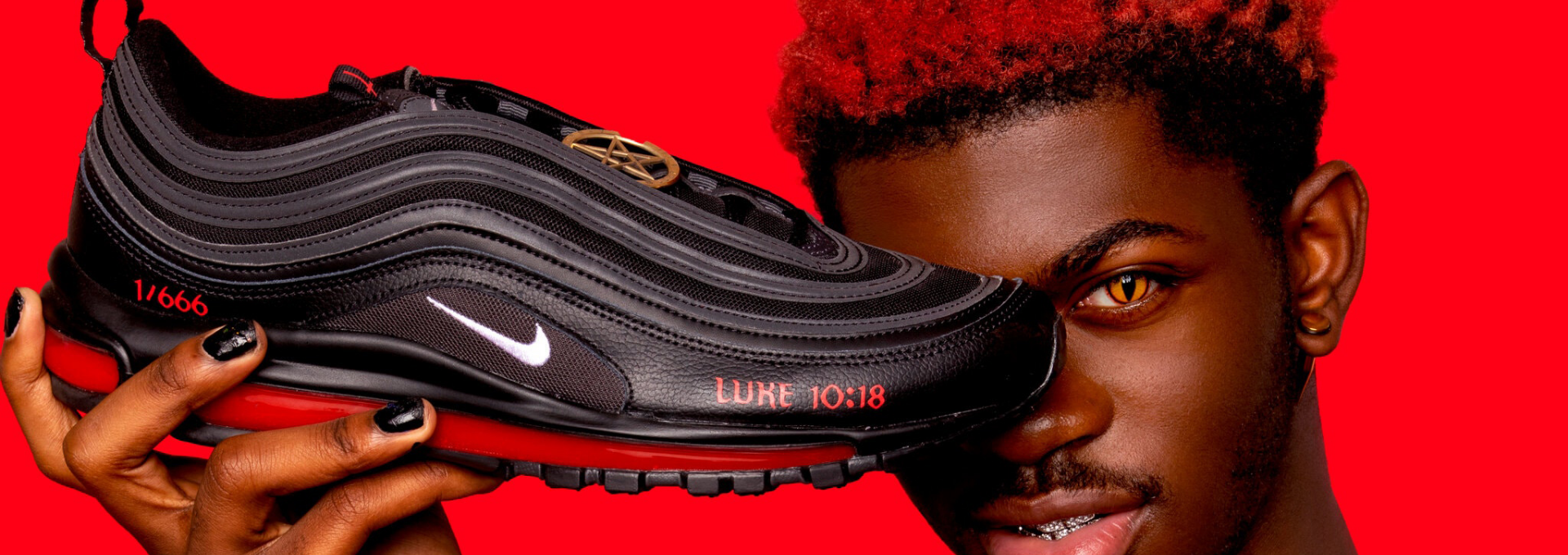 聯名「撒旦鞋」被 Nike 提告,Lil Nas X 熱議單曲〈MONTERO〉