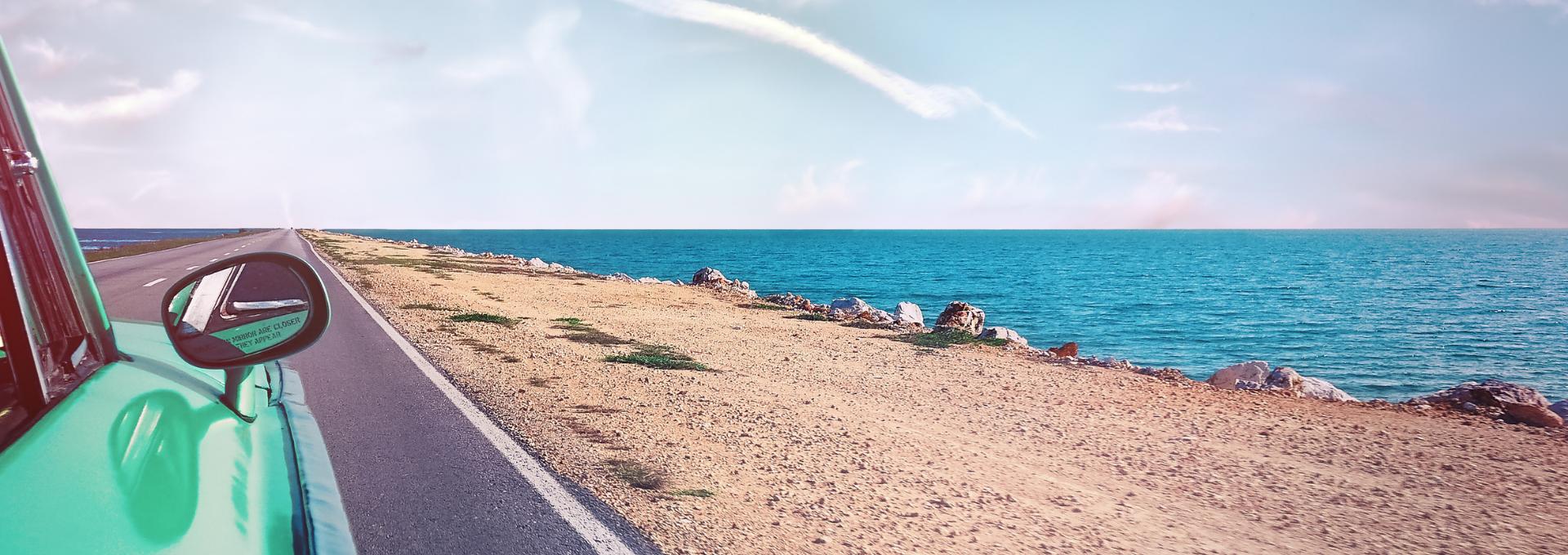 一起聽歌出遊去,環島旅遊就是這麼簡單!